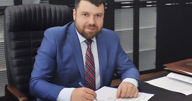 Гендиректор Укрінмашу Сергій Слюсаренко