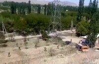 Между Кыргызстаном и Таджикистаном произошел вооруженный конфликт, есть пострадавшие