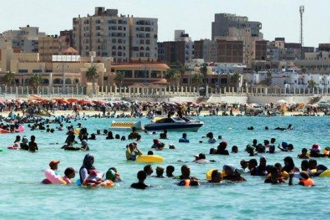 Жертвами аномальної спеки в Єгипті стали 87 осіб