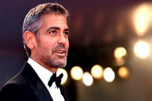 Джордж Клуни поужинает с Обамой и его сторонниками