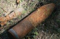 В селе возле Тернополя мужчина погиб, сжав снаряд тисками