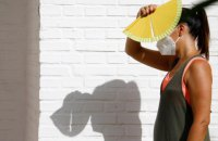 У понеділок Україні прогнозують спеку до +36 градусів