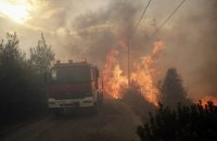Пожары в Греции унесли жизни по меньшей мере 50 человек (обновлено)