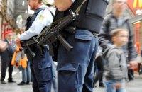 На акции левых радикалов в Берлине пострадали более 120 полицейских