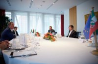 """Зеленський на зустрічі з главою ХДС: """"Північний потік-2"""" є загрозою енергетичній безпеці ЄС"""
