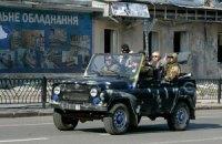 За ніч бойовики 18 разів обстріляли позиції сил АТО