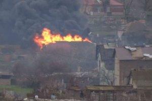 Перемир'я в Широкиному зірвалося після підриву машини з бойовиками