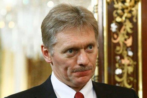 Пресс-секретарь Путина заявил об угрозе полномасштабной войны в Украине