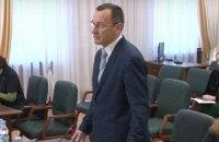 Пойманного на взятке киевского судью отстранили от должности