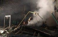 В жилом доме в Киевской области взорвался газ, есть погибший