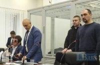 Суд перенес рассмотрение дела по пяти экс-беркутовцам на лето