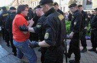 В Беларуси задержали 450 демонстрантов