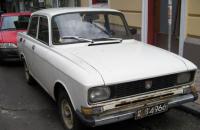 "Renault подал заявку на бренд ""Москвич"""