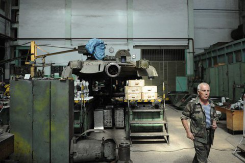 """Закупка танков """"Оплот"""" попадет в гособоронзаказ на 2017 год"""