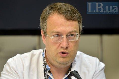 Антон Геращенко: не факт, що голосування стосовно кадрів відбудеться цього тижня