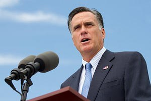 Ромни обогнал Обаму в президентском рейтинге