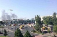 У Донецьку зона боїв розширилася від аеропорту в бік залізничного вокзалу (оновлено)