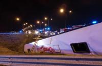 ДТП автобуса у Польщі: 21 українець залишається в лікарні, двоє - у тяжкому стані
