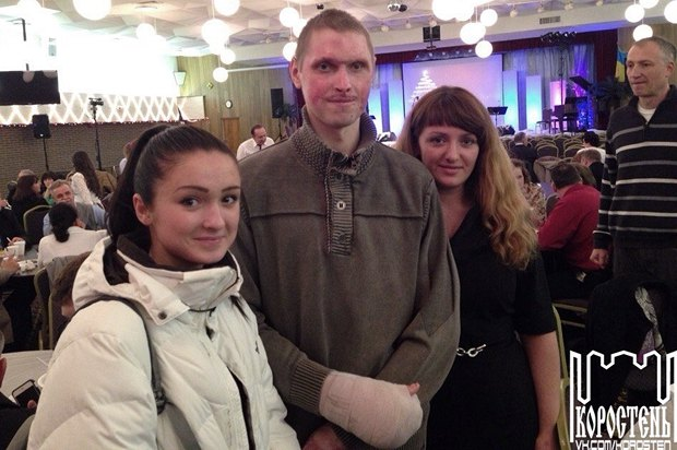 В августе Сергей отправился на лечение в США