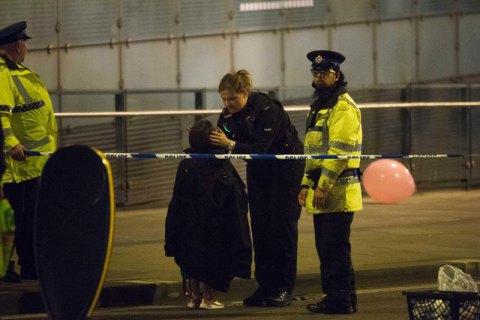Поліція відпустила трьох затриманих усправі про теракт уМанчестері