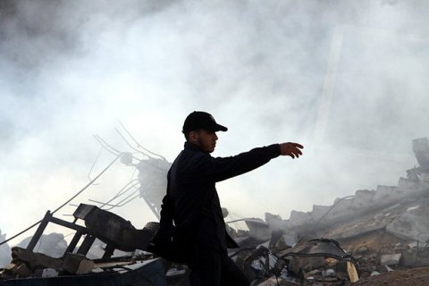 """Израиль нанес 10 авиаударов по объектам """"Хамас"""" в секторе Газа"""