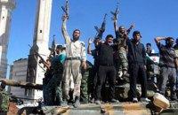 США призупинили програму підтримки повстанців у Сирії, - Reuters