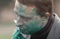 Писаревский считает инцидент с зеленкой политическим преследованием