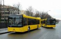 МАЗ выиграл тендер на поставку 100 автобусов в Киев