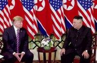 """Трамп назвав зустріч з Кім Чен Ином """"чудовою"""""""