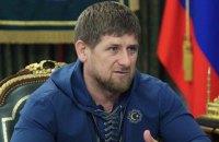 """Кадыров временно оставил должность """"из-за нетрудоспособности"""""""