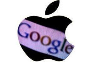 Apple оценили в два раза дороже Google