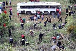 Автокатастрофа в Мексике забрала жизни 43 людей