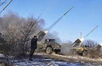 Боевики обстреляли дорогу, по которой проходит эвакуация из Авдеевки