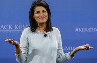 Хейли может заменить Тиллерсона на посту госсекретаря США, - Foreign Policy