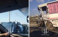 В ДТП под российским Воронежем пострадали шестеро украинцев