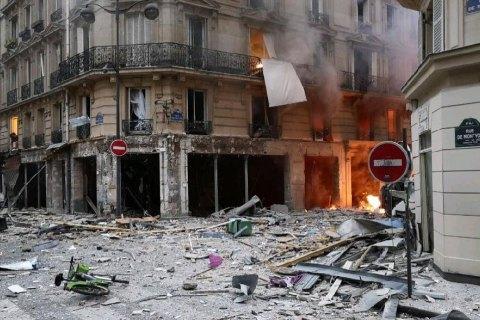У центрі Парижа стався вибух: 3 загиблих, майже 50 поранених (оновлено)