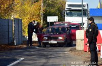 З початку року поліцейські затримали на блокпостах понад 200 зловмисників, які перебували в розшуку