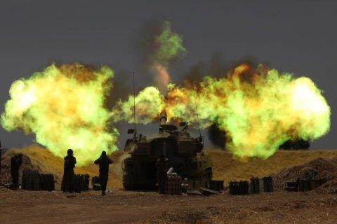 Минимум три ракеты выпущены из Ливана в сторону Израиля