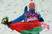 "Олимпиада-2014: экс-украинка выиграла ""золото"" для Беларуси"