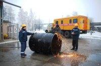В Черниговской области произошла утечка газа из ПХГ