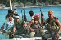 Украина готова бороться с пиратами