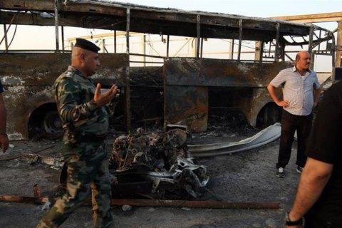 Жертвами двох атак бойовиків в Іраку стали не менш ніж 74 осіб