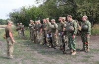 На Донбасі пройшли змагання кулеметників