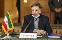 Заступник голови МЗС Ірану прибув в Україну на переговори щодо збитого літака МАУ