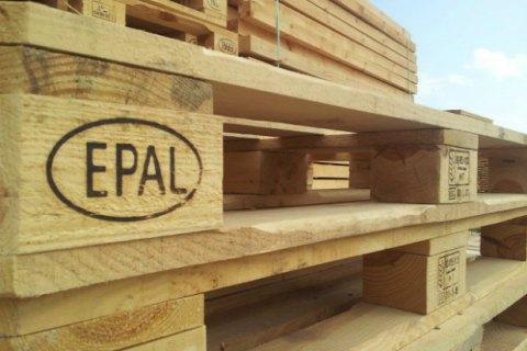 Украинский экспорт могут задержать на границе за поддельные поддоны, - EPAL