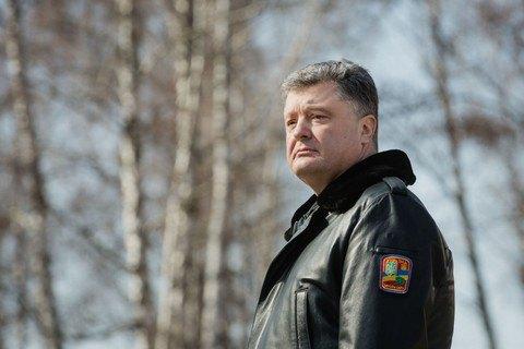 Transparency призвала Порошенко подать электронную декларацию