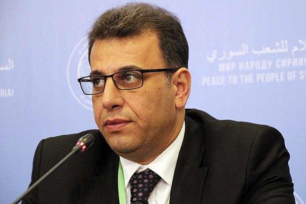 Депутат сирийского парламента Ахмад Кузбари