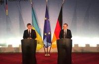 """Глави МЗС України та Німеччини розраховують на прогрес у переговорах """"нормандської четвірки"""""""