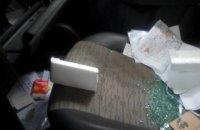 Учора в Дніпропетровську пограбували волонтерську машину