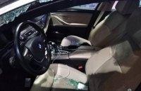 Трое неизвестных похитили 4 млн гривен из автомобиля на АЗС в Соломенском районе